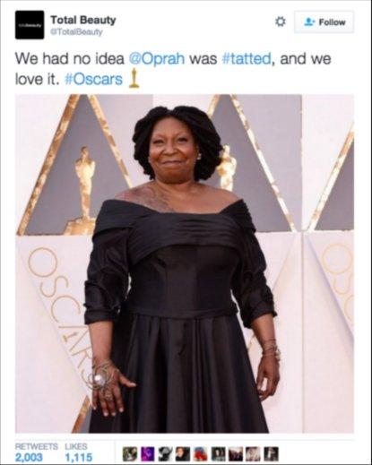 [Oprah Whoopi]