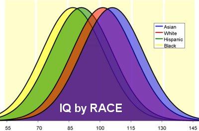 [IQ by Race]