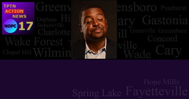 Fayetteville N.C. Convict Mayor Leading Charge on Committing More Crimes