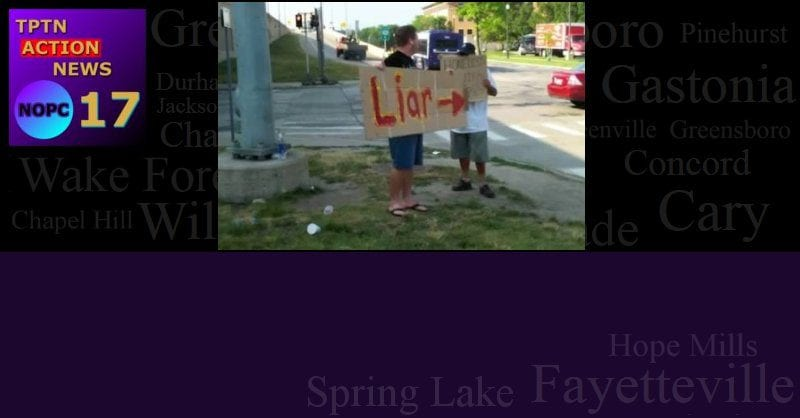 Panhandling in Fayetteville, What to do?