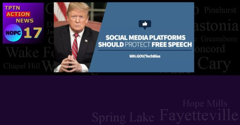 President Trump Takes Action, Social Media Tech on Notice!