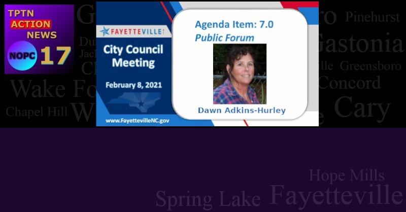"Thousands Demand Fayetteville City Council ""Support the Market House"""